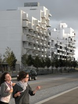 Oresund új épületei