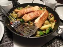 lazacos vacsora